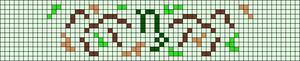 Alpha pattern #72068