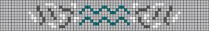 Alpha pattern #72069