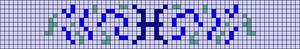 Alpha pattern #72070