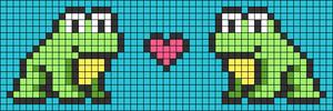 Alpha pattern #72090