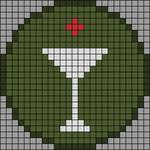 Alpha pattern #72093