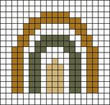 Alpha pattern #72109