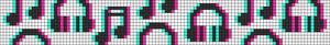 Alpha pattern #72111