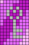 Alpha pattern #72113