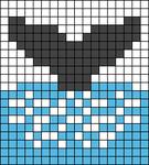 Alpha pattern #72118
