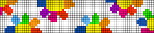 Alpha pattern #72128