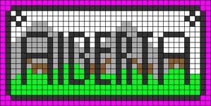 Alpha pattern #72133