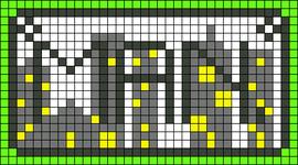 Alpha pattern #72138