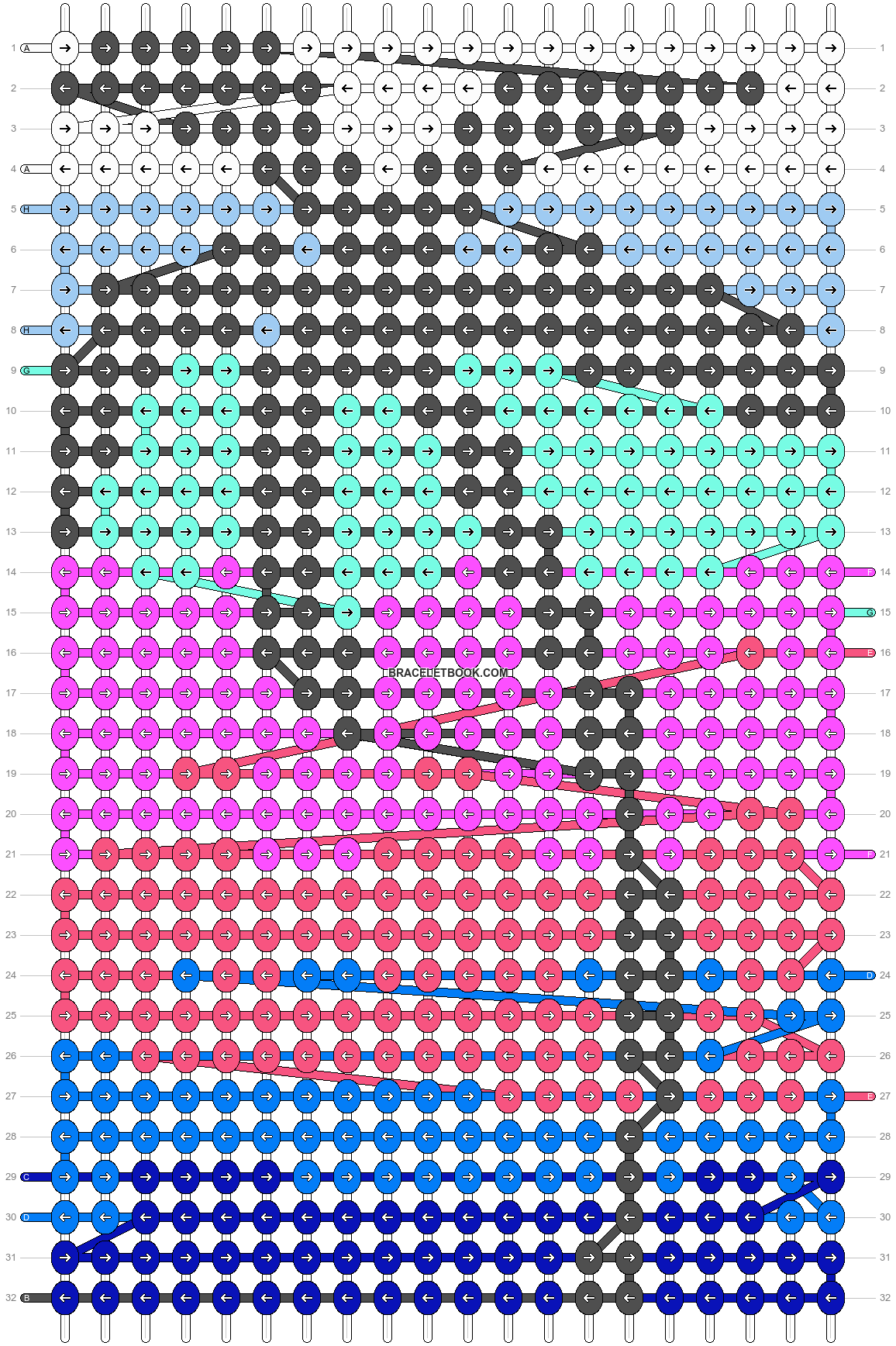 Alpha pattern #72139 pattern