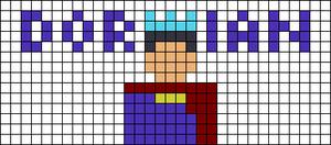Alpha pattern #72140