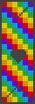 Alpha pattern #72144