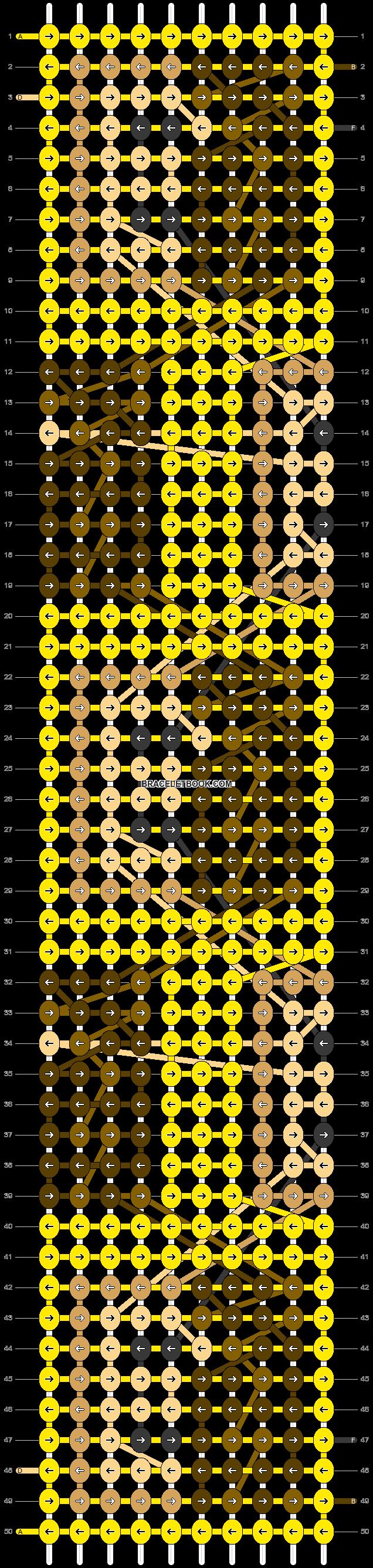 Alpha pattern #72150 pattern