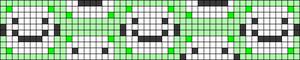 Alpha pattern #72152