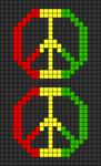 Alpha pattern #72163