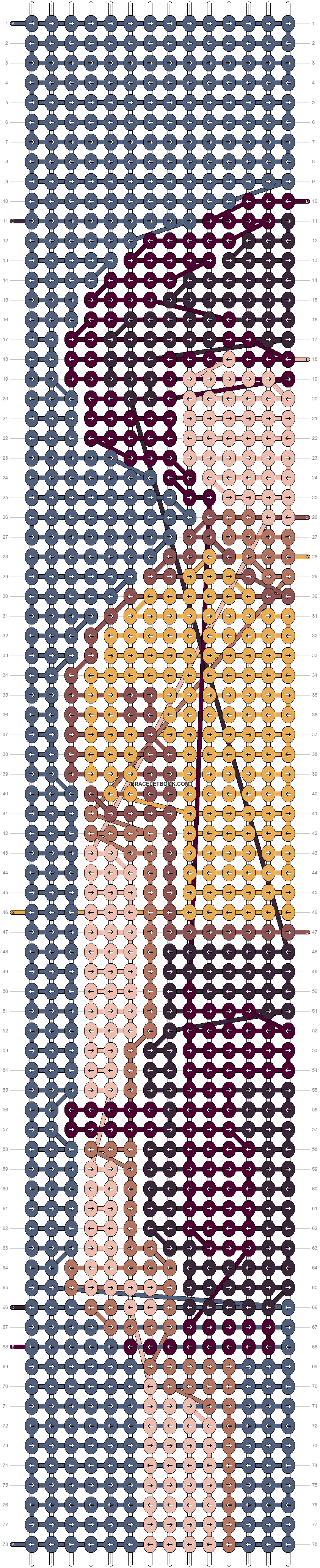 Alpha pattern #72181 pattern