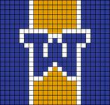 Alpha pattern #72216