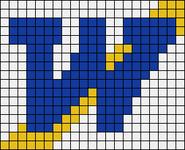 Alpha pattern #72217