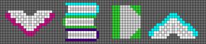 Alpha pattern #72230