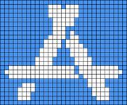 Alpha pattern #72247