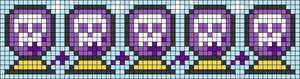 Alpha pattern #72249