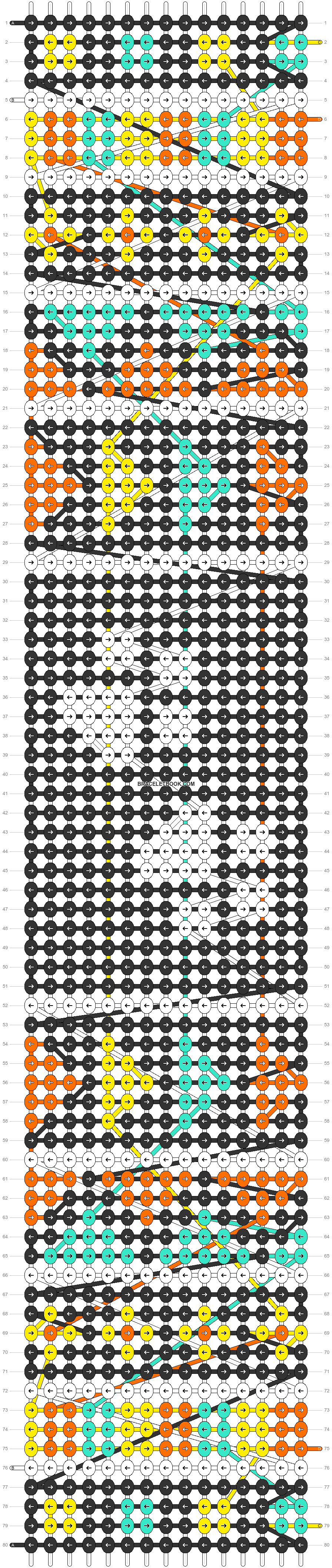 Alpha pattern #72262 pattern