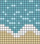 Alpha pattern #72280