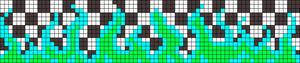 Alpha pattern #72283