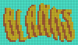 Alpha pattern #72292