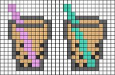 Alpha pattern #72295