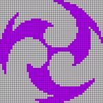 Alpha pattern #72329