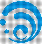 Alpha pattern #72331