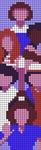 Alpha pattern #72332