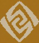 Alpha pattern #72334
