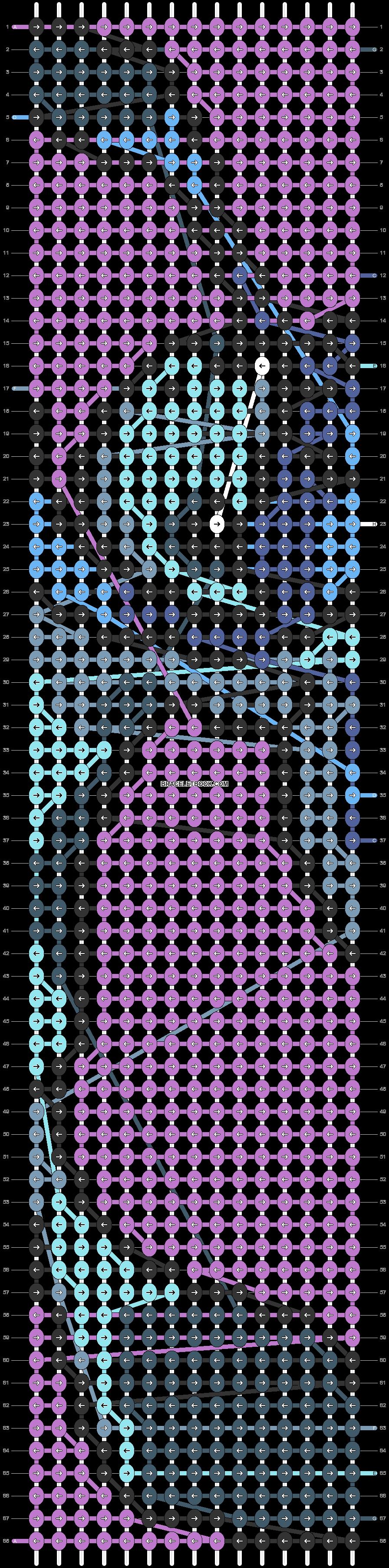 Alpha pattern #72335 pattern