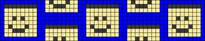 Alpha pattern #72336