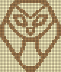 Alpha pattern #72344