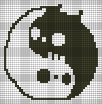 Alpha pattern #72350