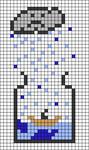 Alpha pattern #72361