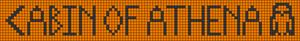 Alpha pattern #72363