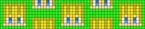 Alpha pattern #72373