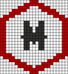 Alpha pattern #72374