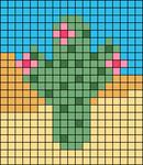 Alpha pattern #72395