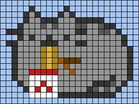 Alpha pattern #72408