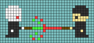 Alpha pattern #72414