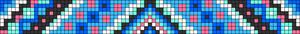 Alpha pattern #72427