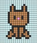 Alpha pattern #72442