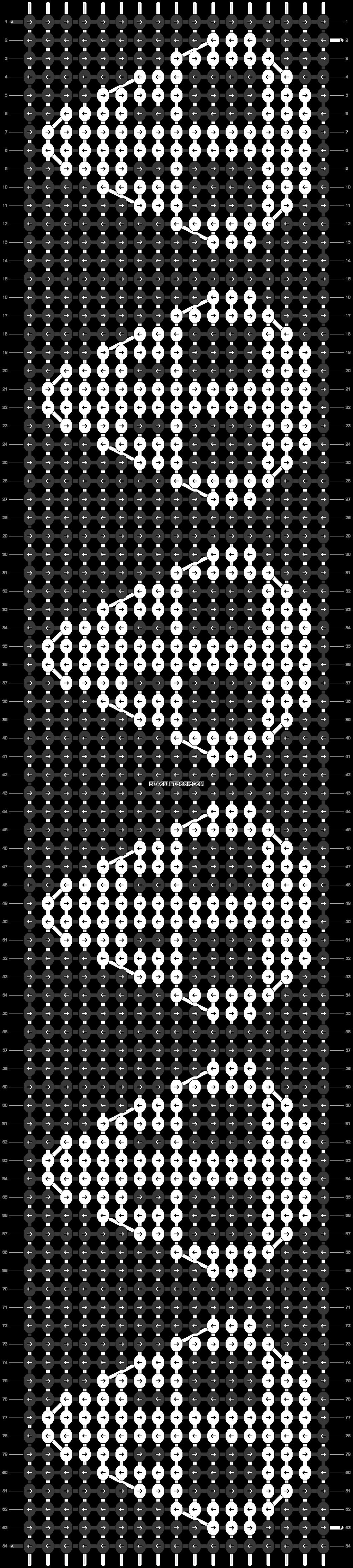 Alpha pattern #72455 pattern