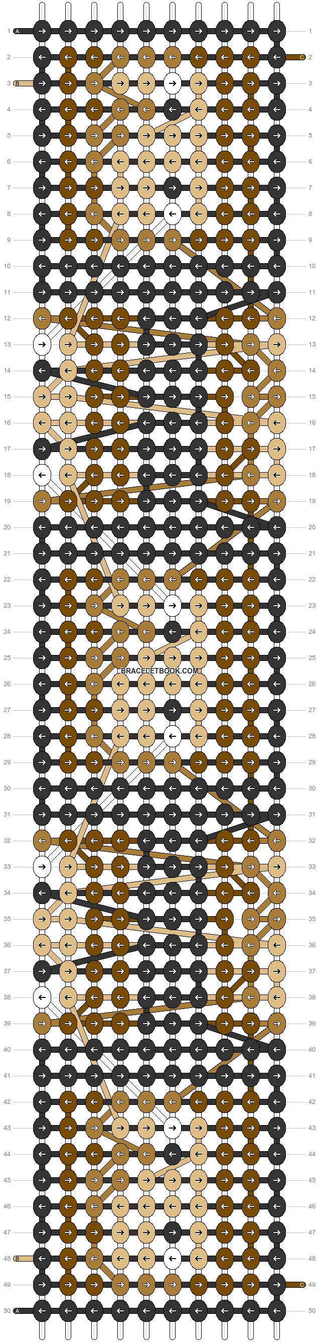 Alpha pattern #72485 pattern