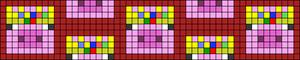 Alpha pattern #72486