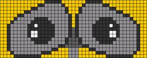 Alpha pattern #72493